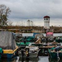 Лодки :: Artem Zelenyuk