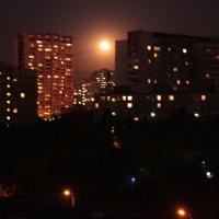 Луна завораживающая :: Антонина Владимировна Завальнюк