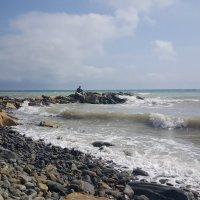 Кто видел море - тот сюда вернётся... :: Игорь Карпенко