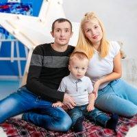 семейная фотосессия :: Валерия Боярчук