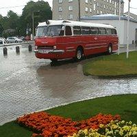 Междугородний автобус Tallinn — Leningrad. :: Marina Pavlova