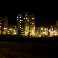 Неспящий город :: Тамара Лисицына
