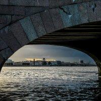 Троицкий мост :: Алена Панкрашова