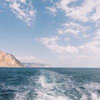 черное море :: Софи Гусарова