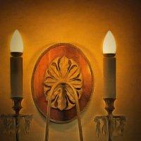 Горели две свечи.... :: Tatiana Markova