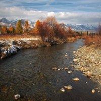 Хорошая погода бывает в октябре... :: Александр Попов