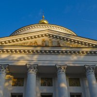Фрагмент церкви :: Сергей Цветков