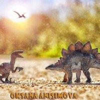 Welcome To Jurassic Park :: Оксана Анисимова