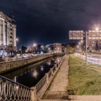 Вечерняя Карповка** :: Valeriy Piterskiy