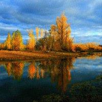 Ах, осень, эта рыжая девица ! :: Евгений Юрков