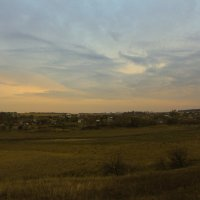 Небо :: Богдан Строчков