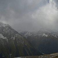 Первый снег.... :: Юрий Цыплятников