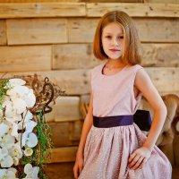 Большая малышка Вероника :: Кристина Беляева