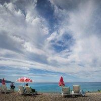 Пляж Бельджекиз :: Лидия Цапко