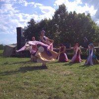 Средневековый танец.3 :: Дмитрий Гринкевич