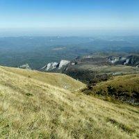 На плато, в Адыгее :: Сергей Анатольевич
