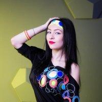Елизавета в студии :: Valentina Zaytseva
