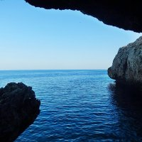 """Вид из пещеры """"Циклопов"""" :: Natali"""