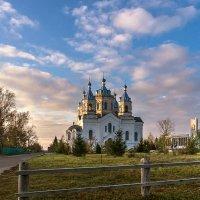 Богоявленский храм в с.Пахотный Угол :: Александр Тулупов