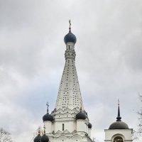 Храм Покрова Пресвятой Богородицы в Медвекове. :: Юрий Шувалов