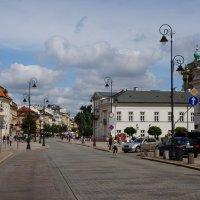 Прогулки по Варшаве... :: Алёна Савина
