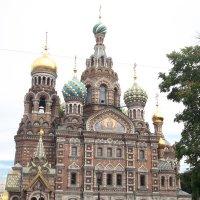 Храм Спаса на Крови :: Svetlana Lyaxovich