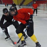 Тренировка :: Андрей Горячев