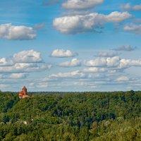 Турайдский замок, Латвия :: Priv Arter