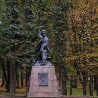 Памятник Герою- пионеру Марату Казею в Минске. :: евген03 Левкович