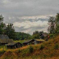 Хуторок. :: Борис Шубин