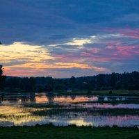Красочный закат :: Мария Парамонова