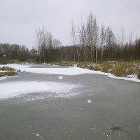 первый лёд... :: александр дмитриев