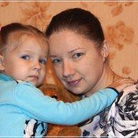 Люблю свою мамочку. :: Anatol Livtsov