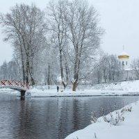 Снежный Вышний Волочек :: Михаил