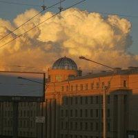 кипящее облако :: Елена