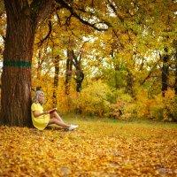 Мисс осень! :: Мадина Скоморохова