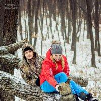 на прогулке :: Tatyana Belova