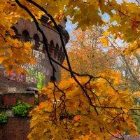 Башня Врангеля и Осень :: Сергей Карачин