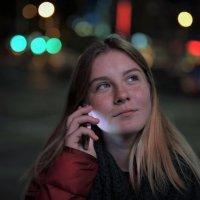 упражнение-ночная съёмка-доступный свет :: Андрей Фиронов
