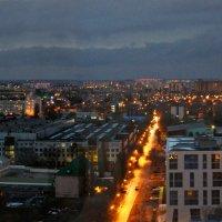 Взгляд с 21 этажа... :: Михаил Болдырев