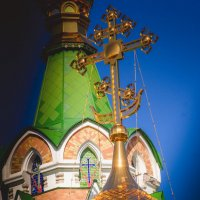 Храм :: Grishin Art Grishin