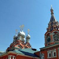 Церковь Григория Неокессарийского :: Владимир Болдырев