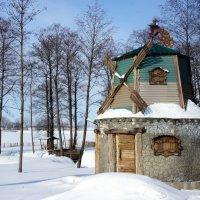 В живописном парке на месте бывшего панского имения фон Гойера :: Елена Павлова (Смолова)