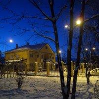 Вечер :: Андрей Батранин