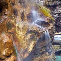 Чегемские водопады :: Николай Николенко