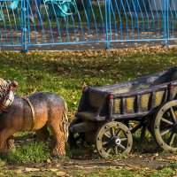 На детской площадке :: Игорь Сикорский