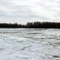 Река готовится к зиме :: раиса Орловская