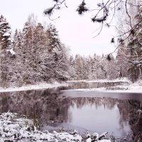 Зимняя река :: Арина Cтыдова