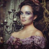 марсельская кукла времен Людовика XV :: елена брюханова