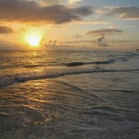 Атлантический океан.Доминикана. :: Татьяна Калинкина